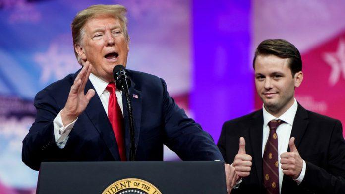 trump and student speech