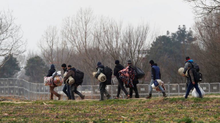 EU will not yield to Turkey's 'blackmail,' bloc's borders remain closed to migrants – French foreign minister